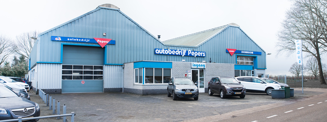 Autobedrijf Pepers-Erp